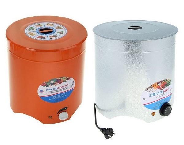 Electromash Dryer for grønnsaker 4 paller