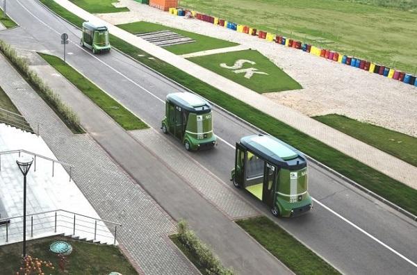 Bus pour la coupe du monde