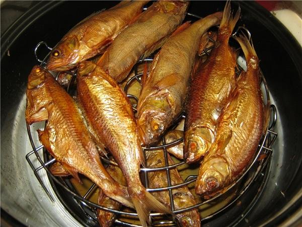 Füme balık
