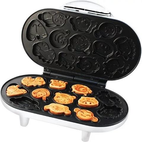 Hayvan figürlü waffle demir