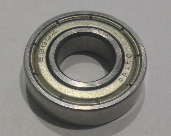 Bearing for trimmer
