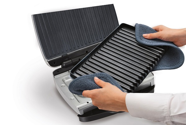 Çıkarılabilir panelli ızgara