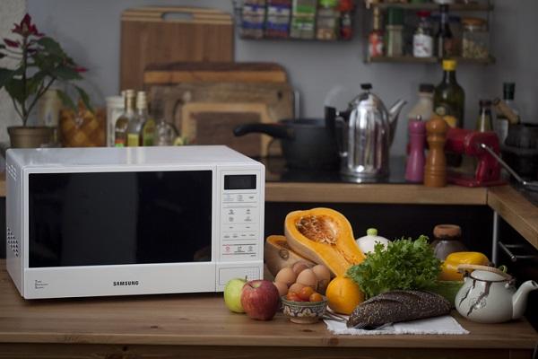Mikrodalga Pişirme