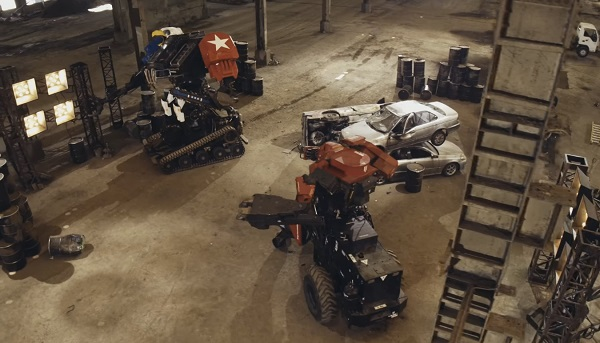 Savaş robotları
