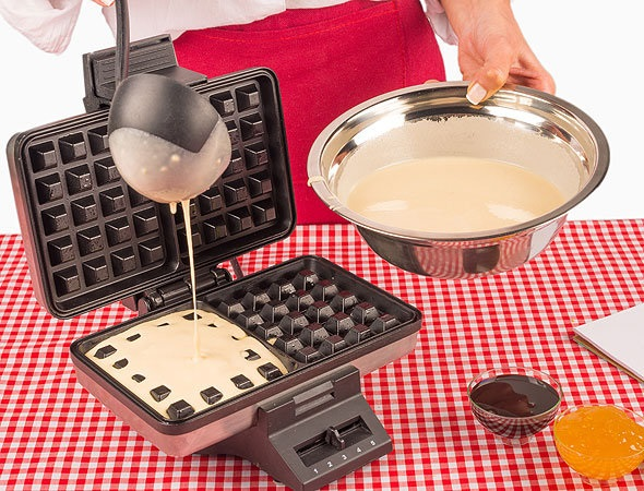 Pişirme Gofretleri