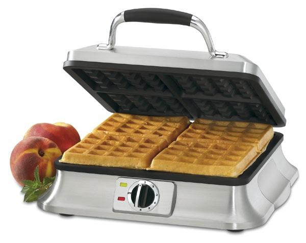 Metal kasada waffle demir