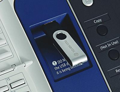 USB-enhetens anslutning
