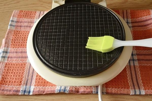 Waffle makinesi yağı
