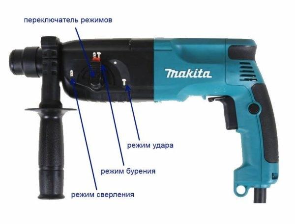 Perforatör tasarımı