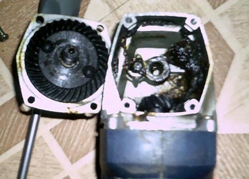 L'emplacement du lubrifiant dans la boîte de vitesses