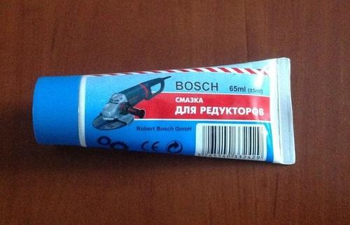 Graisse Bosch