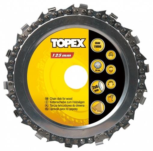 Disco Topex 125mm