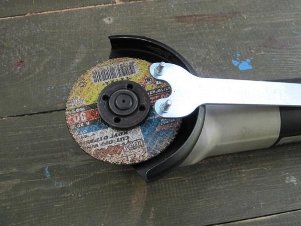 Sostituzione del disco sul macinino