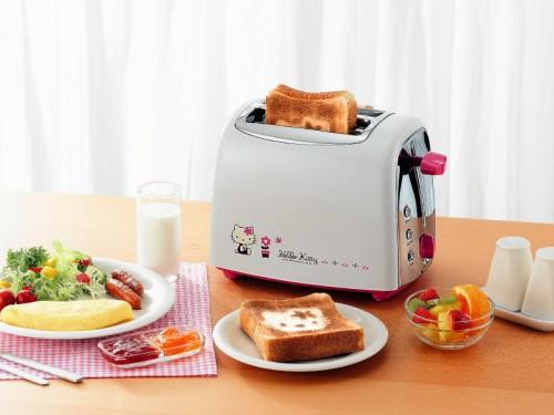 Ev Tost Makinesi
