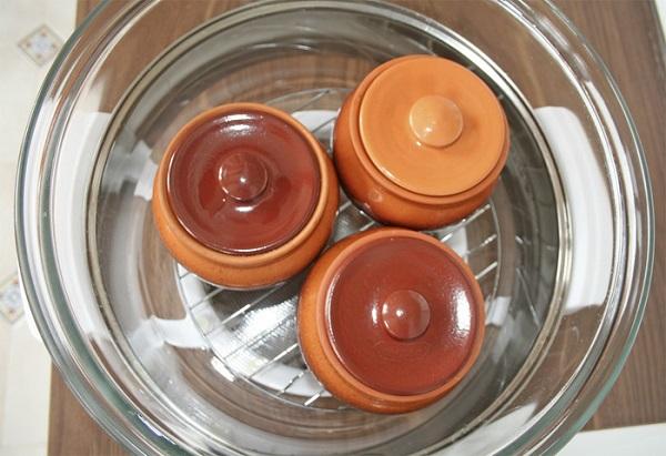Plats en céramique