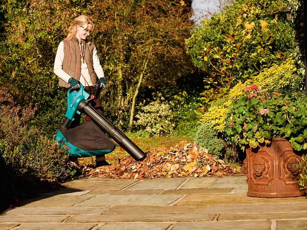 Souffleur de jardin