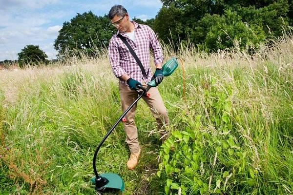High Grass Trimmer