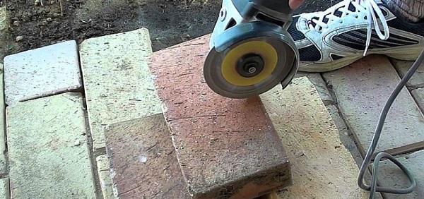 Broyeur de brique