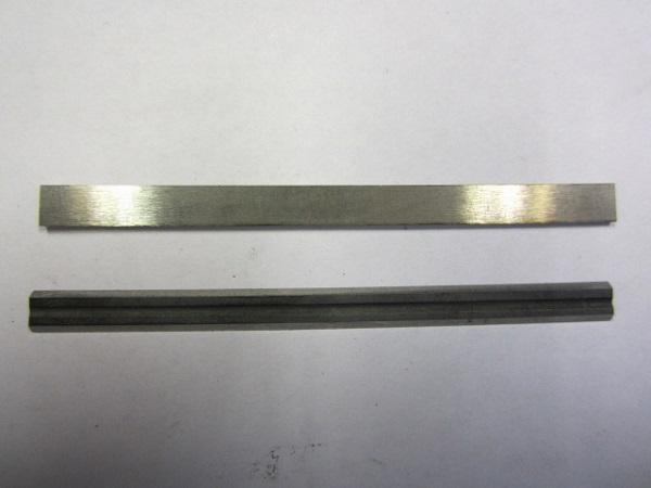 Elektroplakalar için bıçaklar Bosch, SKIL, düz