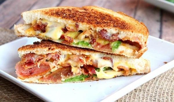 Dolgulu sandviç