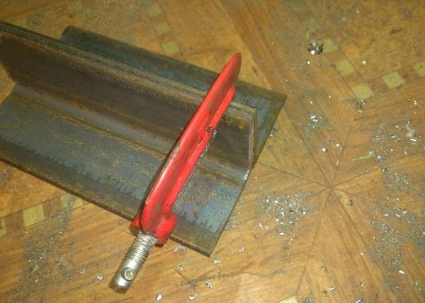 Rack pour le mécanisme rotatif