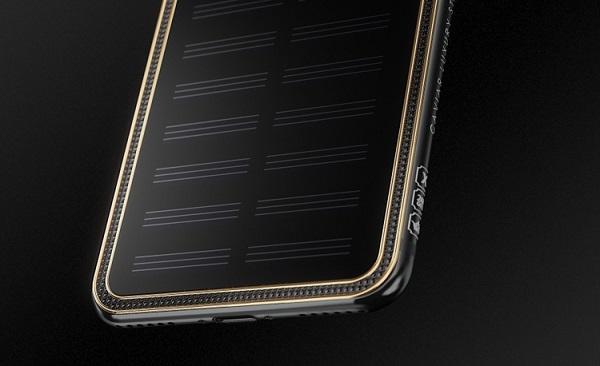 iPhone X Solar