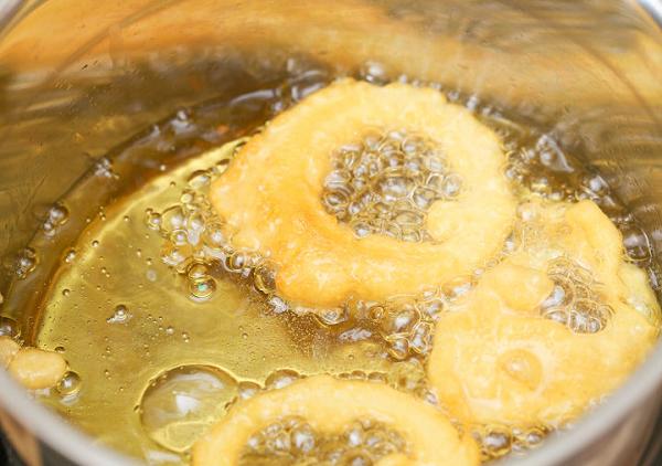 Friteuse à huile