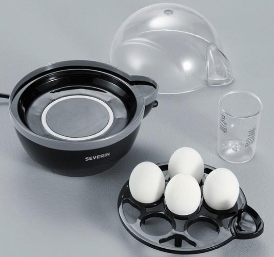 Set complet de cuiseur à oeufs