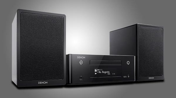 Denon Ceol N9 Black