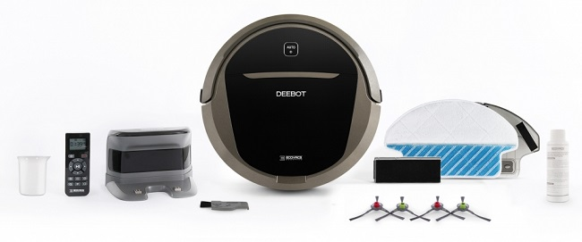 Alternativer Deebot dm81