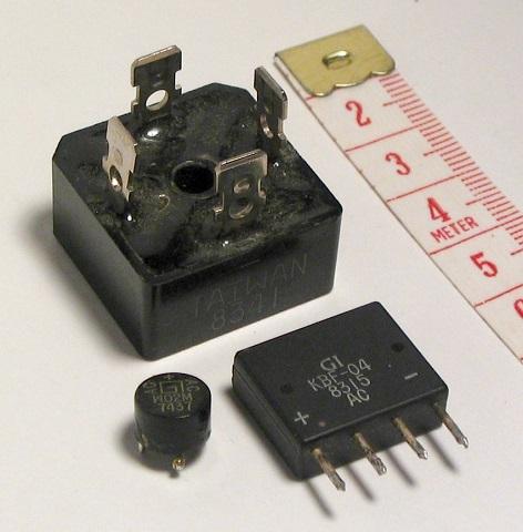 Pont de diode