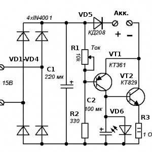Circuit de chargeur