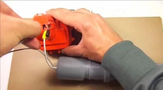 Clips de contact