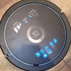 IPlus S5 Robot Vacuum Cleaner