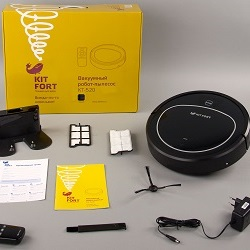 Kitfort Robot Vacuum Cleaner