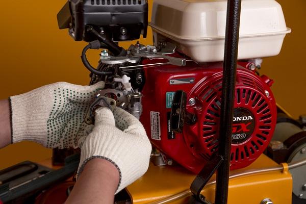 Benzinli motorun onarımı