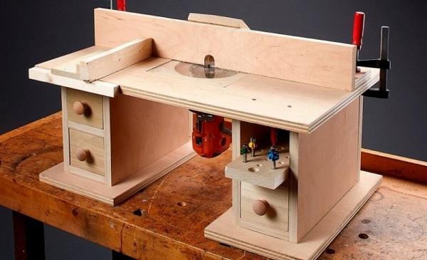 Frezeleme masası