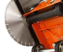 Choice of pavement cutter