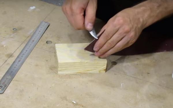Nettoyage des couteaux