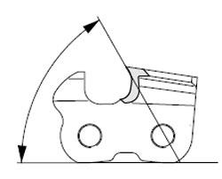 Angle de coupe