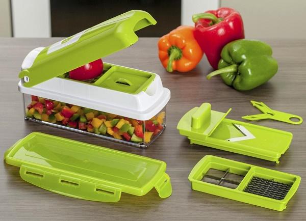 Coupe-légumes mécanique