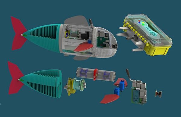 Poisson robot