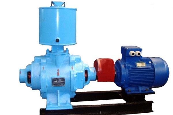 Pompe à anneau d'eau