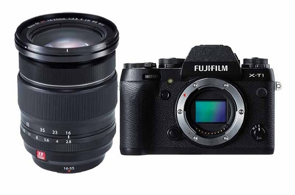 Kit Fujifilm X-T1
