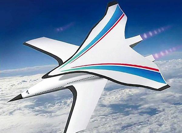 Avion hypersonique