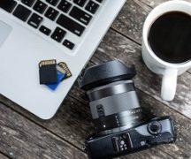 Bekerja dengan kamera