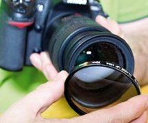 A fényképezőgép szűrője