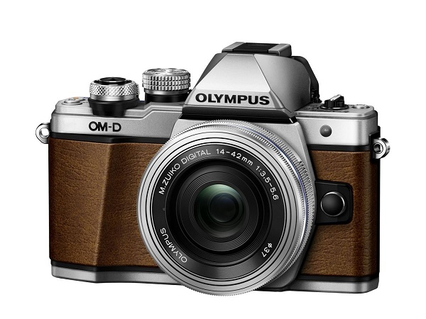 Kit Olympus OM-D E-M10 Mark II