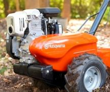 Välja en bakomliggande traktor