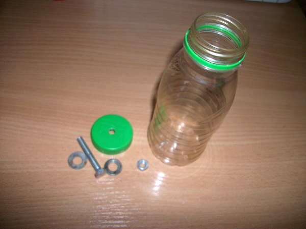 Plastflaske